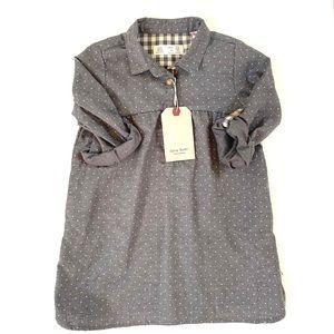Zara Baby Girl Shirt Dress